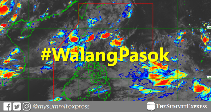 #WalangPasok: Class suspensions, Monday, September 9, 2019