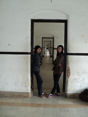 koridor lawang sewu