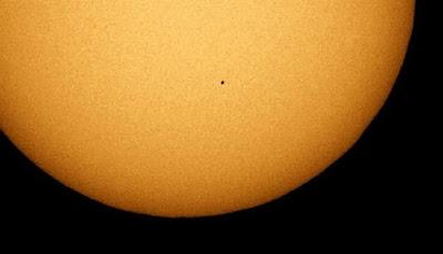 Hari Ini, Terjadi Peristiwa Langka, Merkurius Transit Matahari