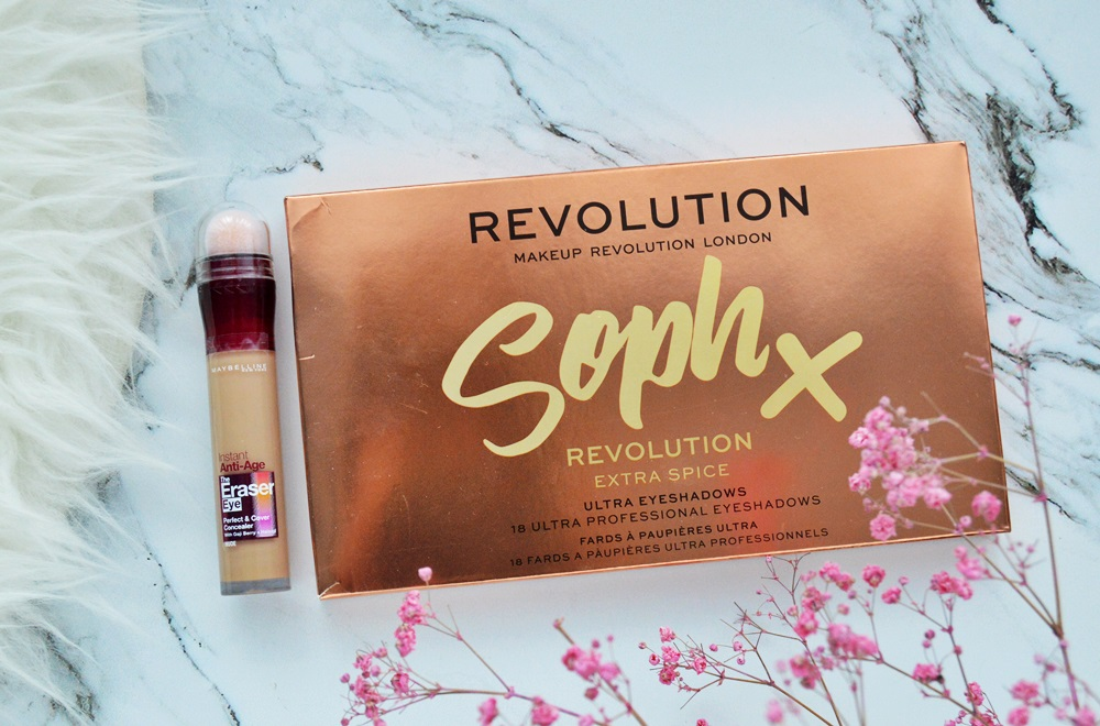 makeup revolution soph x extra spice