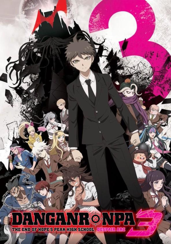 Urutan Nonton Danganronpa : urutan, nonton, danganronpa, Menonton, Urutan, Danganronpa, Anime, Series, Dengan, Benar