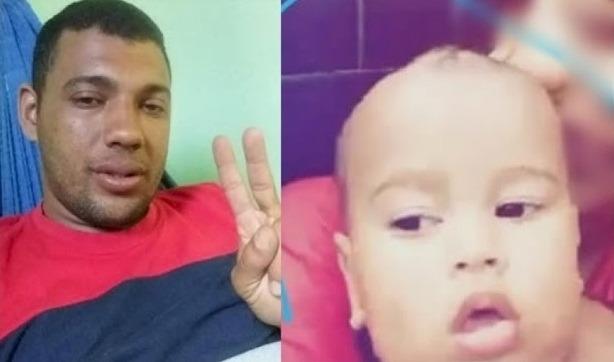Dupla invade casa e mata bebê de 1 ano e padrasto da criança a tiros , no Sertão