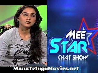 SMS fame Regina in Mee Star Chat Show