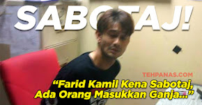 "Thumbnail image for ""Farid Kamil Kena Sabotaj, Ada Orang Masukkan Ganja…"""