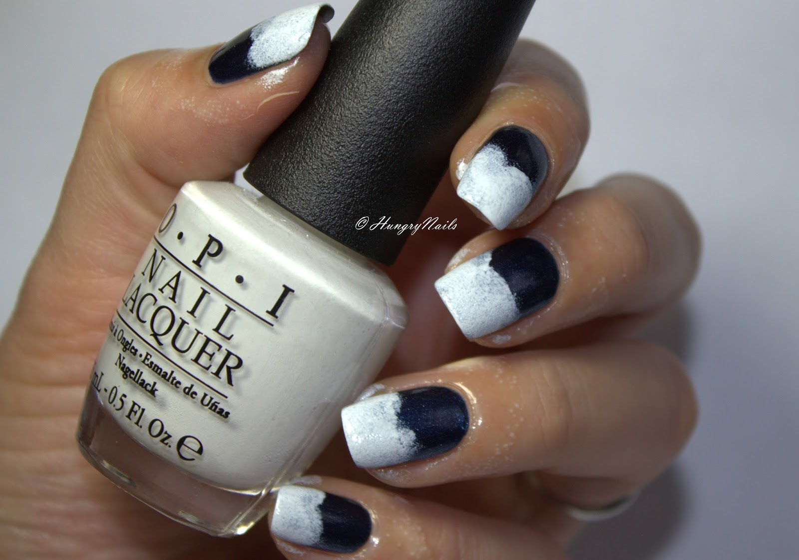 Blue Friday Spezial | Winter Nagel Design - HungryNails Blog | Die ...