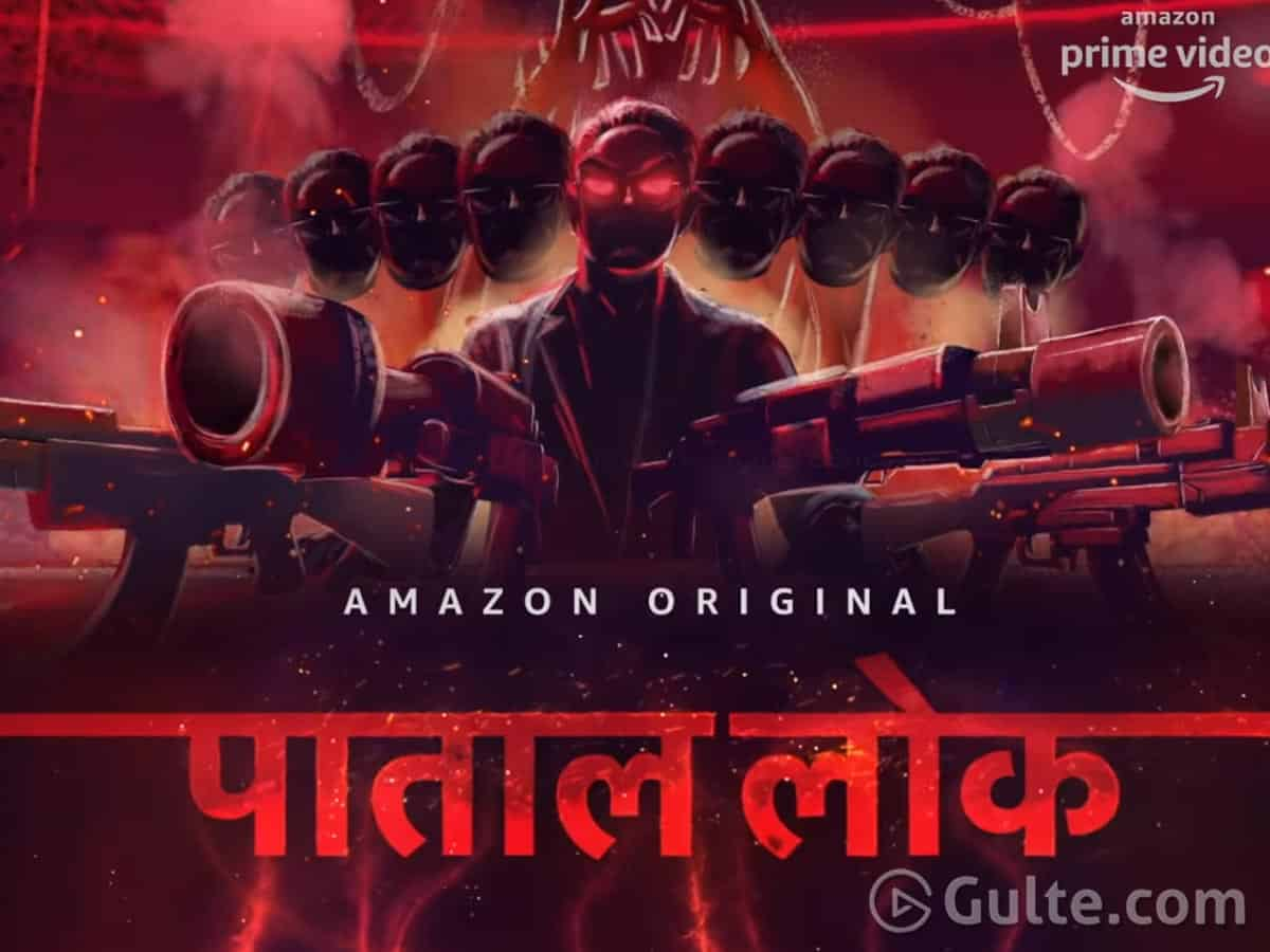 Movierulz: Paatal Lok Amazon Prime Full Web Series Leaked Online By Tamilrockers And Movierulz