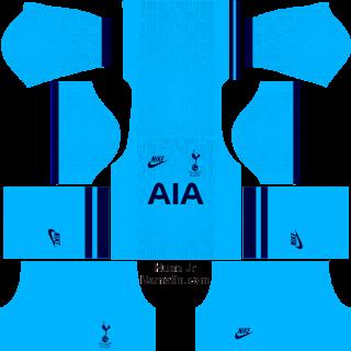 Baju DLS Tottenham Hotspur 512x512