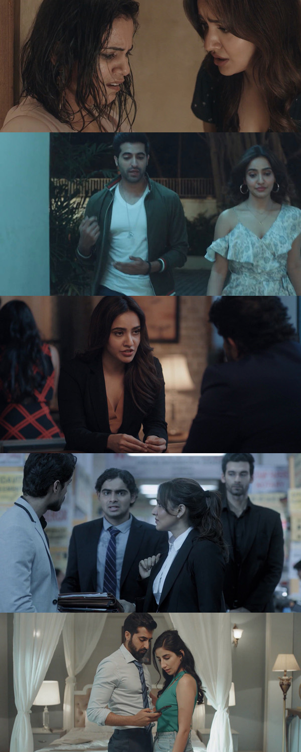 Download Illegal 2020 S01 ORG Hindi Voot Select Complete Web Series HDRip 900MB movie