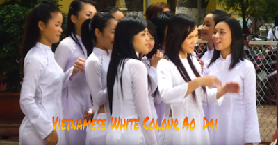 Vietnamese School/College Uniform