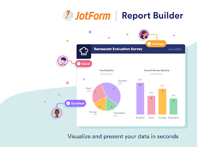 This Is How to Use JotForm Report Builder for Remote Teaching