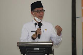 Wabup Gus Firjaun BerikanTausiyah Ramadhan di Kampus UNEJ