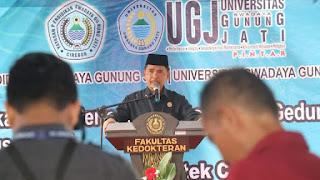 UGJ Cirebon Bangun Kampus Dan Buka Klinik Baru