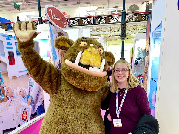 Visiting The Toy Fair London and Toy Trends for 2020