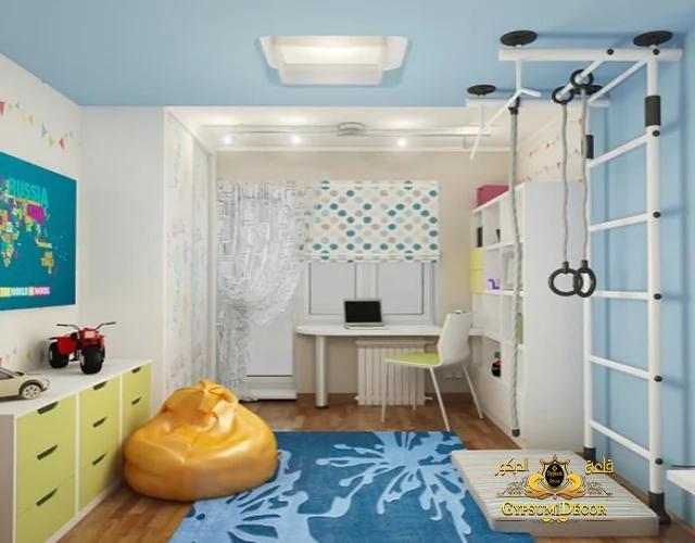 غرف نوم اطفال اولاد 2022