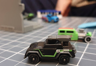 Micro Machines mini special operations vehicle pack
