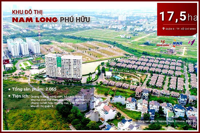 Tổng quan khu đô thị Nam Long Phú Hữu