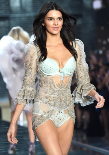 Forbes names Kendall Jenner as the world's highest-paid model with earnings of $22 million