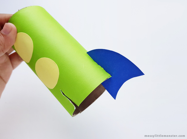 How to make a rocket craft for kids