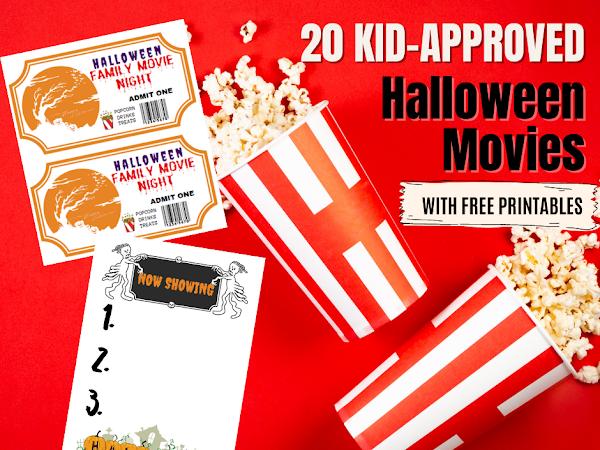Kid-Friendly Halloween Movies