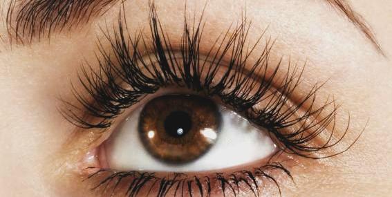 الرموش- زيت الخروع لتطويل الرموش Castor oil to lengthen eyelashes