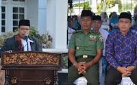 Hadirkan Ustadz Islamuddin, Pemkot Bima Peringati Isra' Mi'raj Nabi Muhammad SAW
