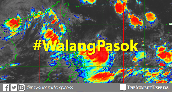 #WalangPasok: Class, work suspensions for Friday, August 2, 2019