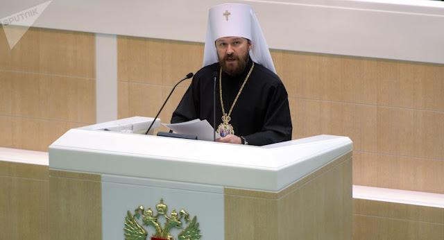 الكنيسة الأرثوذكسية الروسية: نخطط لبناء مراكز لإعادة تأهيل الأطفال في سوريا