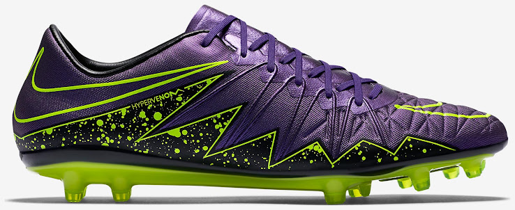 6ac302f4b96 ... Mercurial Boots used for the Nike Mercurial from the third to the eight  generation. The only element that is rather similar to the Nike Hypervenom  ...