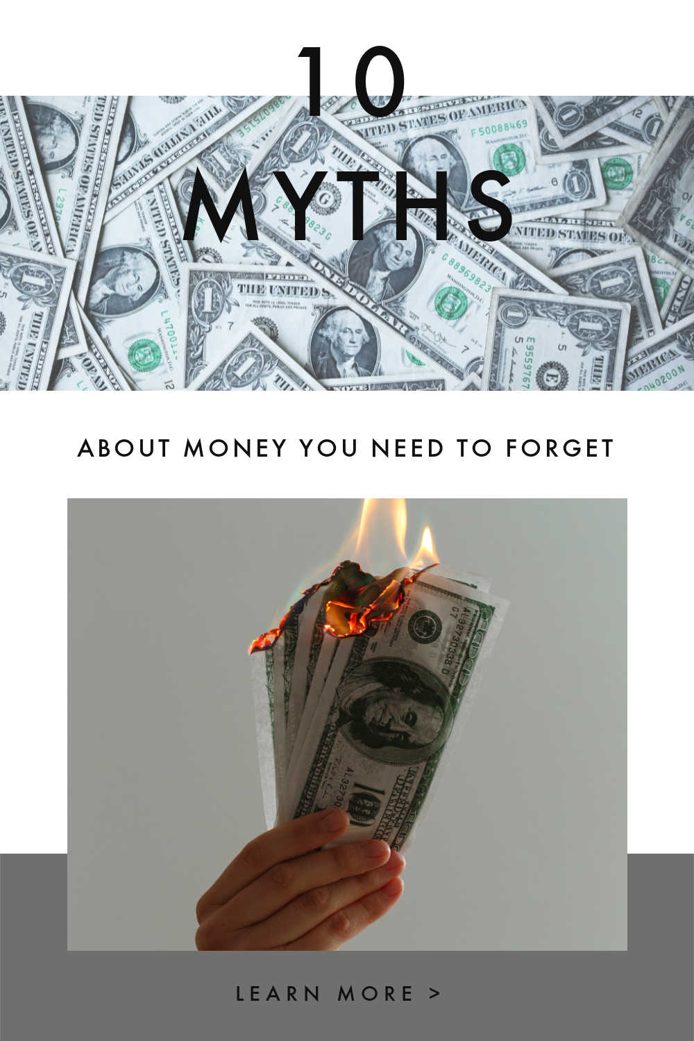 MONEY MYTHS THAT ARE KEEPING YOU BROKE