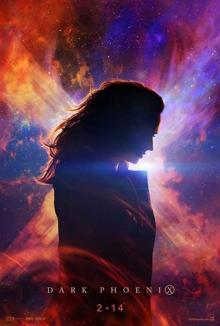 أفلام المتحولون تعود من جديد مع فيلم X-Men: Dark Phoenix شاهد التريلر الرسمي الأول وتقرير حول تسلسل قصته poster