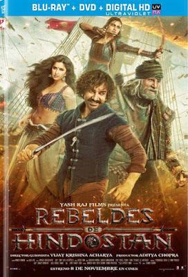 Thugs Of Hindostan 2018 BD25 Sub