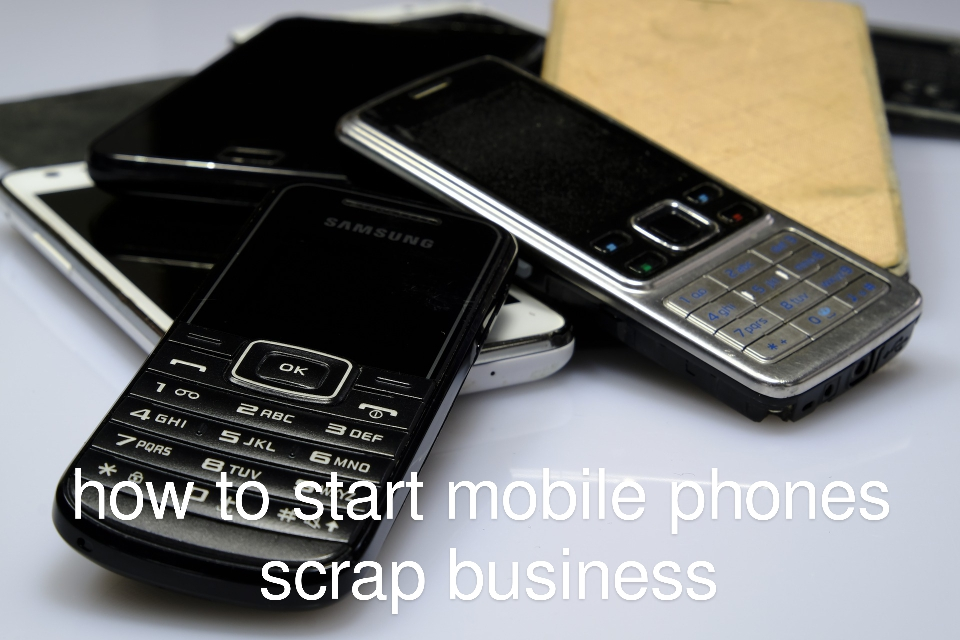 mobile phones image