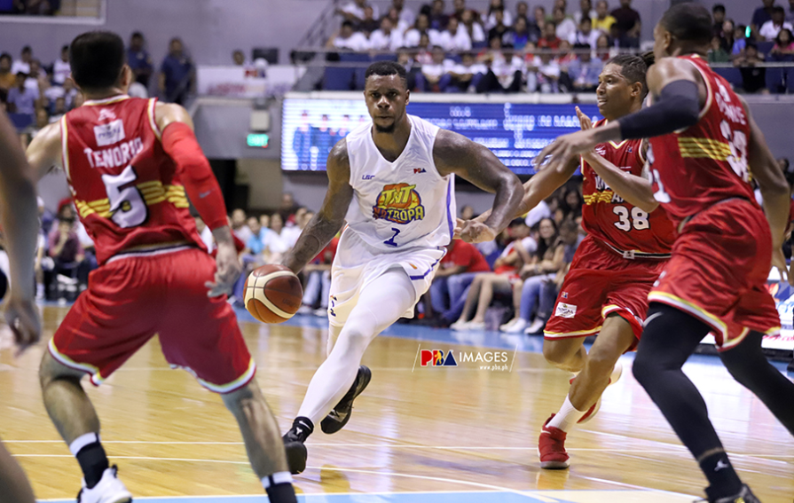 PBA Semis: TNT is now just a win away from finals after dismantling Ginebra
