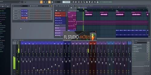 FL Studio Mobile مجانا للاندرويد