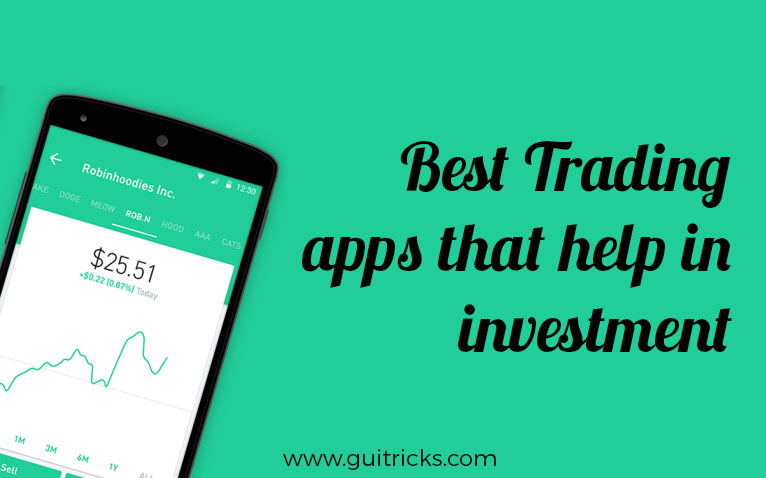 7 Best Gold Trading Apps That Help In Investments