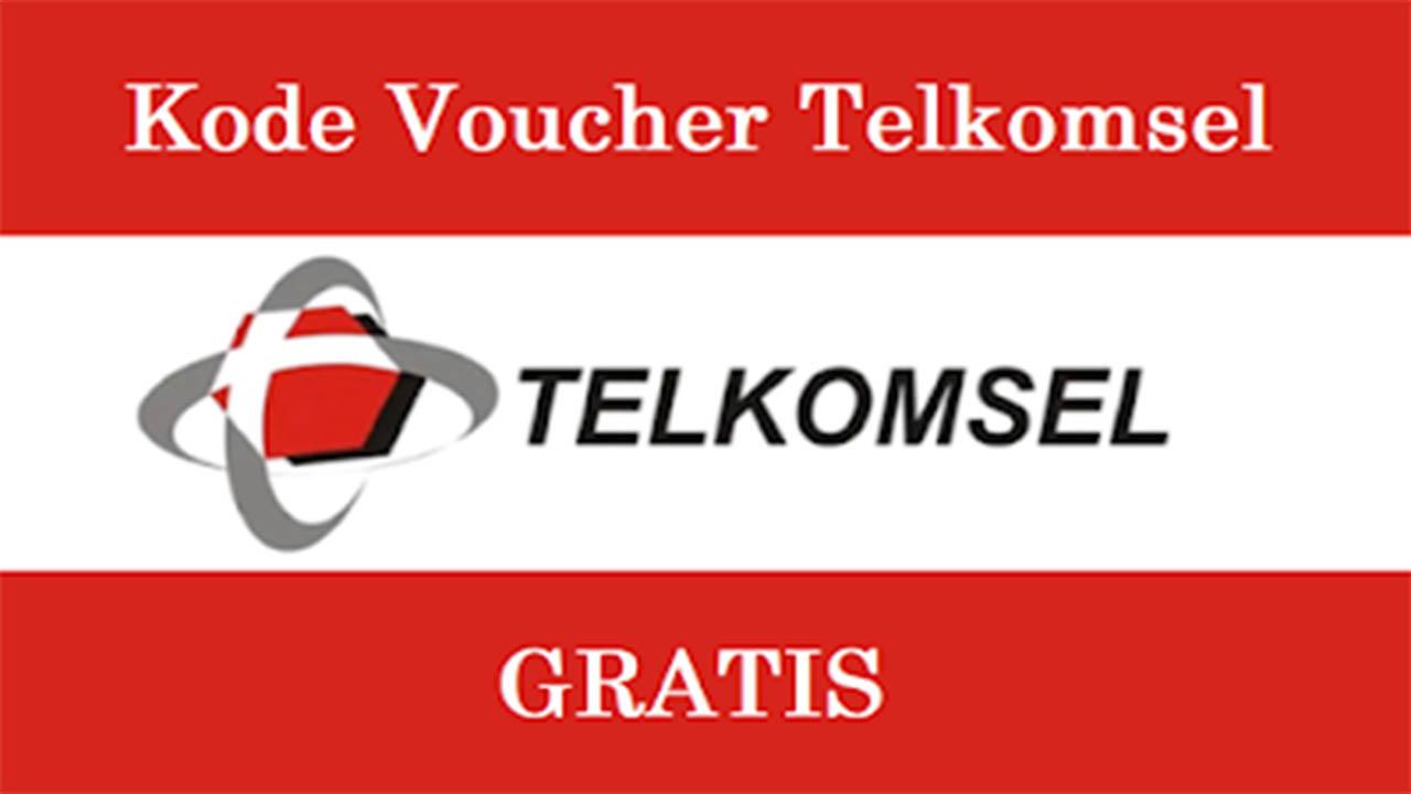 Kode Voucher Kuota Telkomsel Gratis