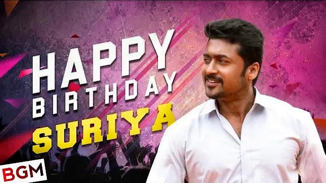 Suriya Birthday Special Bgm | Allan Preetham
