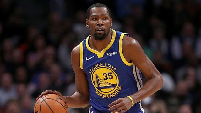 Rekap Transfer NBA Hari Ini : Kevin Durant ke Nets