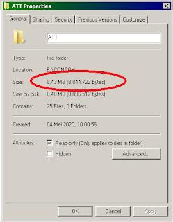 Tutorial Cara Membuat File Ringan Hemat Ruang Penyimpanan