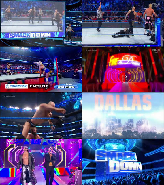 WWE Friday Night Smackdown 24 January 2020 720p HDTV