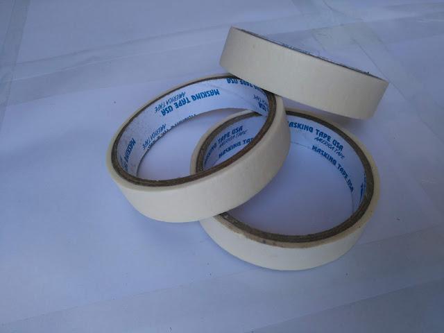 Băng dính giấy 2cm