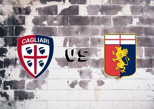 Cagliari vs Genoa  Resumen