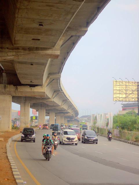 Hasil Hunting Foto Juga :  Satu Sudut Jalan Soleh Iskandar Bogor