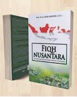Buku Fiqih Nusantara Toko Buku Aswaja Surabaya