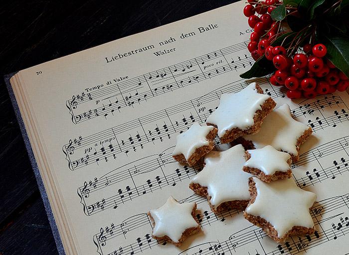 Biscotti Di Natale Zimtsterne.Zimtsterne I Biscotti Di Natale Senza Glutine Vita Su Marte
