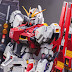 "Custom Build: MG 1/100 nu Gundam Ver. Ka ""Infinite Dimension Conversion"""