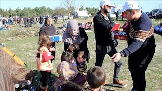 أدرنة..أطفال المهاجرين يناشدون الدول الأوروبية فتح الحدود(فيديو)