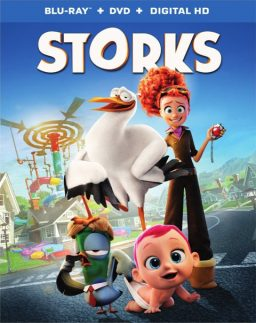Storks 2016 English Bluray Movie Download