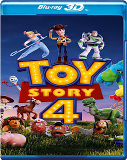 Toy Story 4 [BD25 3D] *Con Audio Latino