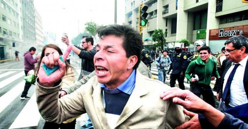 Los gremios como trampolín político (Martín Valdivia) www.exitosanoticias.pe